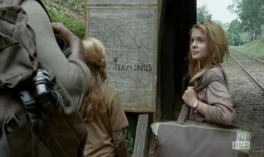A new safe haven is found. Will Terminus turn out to be just like Woodbury in Season 4, EPisode 10 of AMC's The Walking Dead?