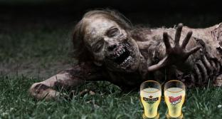 AMC's The Walking Dead Season 4 finale party - Drinking Game ideas