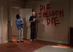 Die Sheldon Die The Big Bang Theory