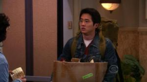 Steven Yeun starred in CBS's The Big Bang Theory