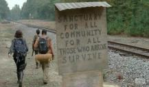 Terminus - is it all it's cracked up to be in Season 4, EPisode 13 of AMC's The Walking Dead?