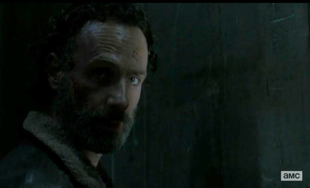 does rick andrew lincoln have a plan to escape from terminus in