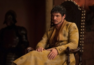 Oberyn (Pedro Pascal) stars in Season 4, Episode 6 (The Laws of Gods and Men) of HBO's Game of Thrones