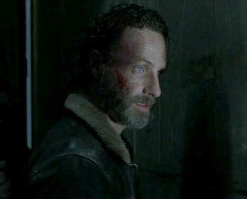 Andrew Lincoln stars as Rick Grimes in AMC's The Walking Dead Season 4