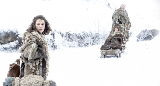 HBO's Game of Thrones Season 4 Finale, Episode 10 (entitled 'The Children')