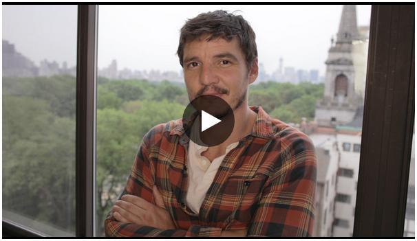 Pedro Pascal video