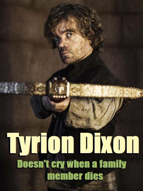 Tyrion Dixon meme