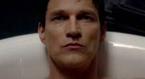 Bill Compton Stephen Moyer takes a bath in HBOs True Blood Season 7 Episode 5 entitled Lost Cause (3)