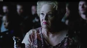 Dale Raoul stars as Mrs Fortenberry in HBOs True Blood Season 7 Episode 3 Fire in the Hole