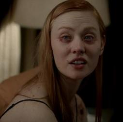 Deborah Ann Woll stars as Jessica Hamby in HBO's True Blood Season 7 Episode 4 (entitled 'Death is Not the End')