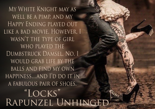 Locks: Rapunzel Unhinged by Sarah J. Pepper - promo post 2
