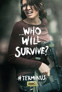 Will Maggie (Lauren Cohan) survive Terminus in AMC's The Walking Dead Season 5?