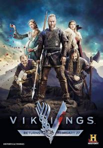 Vikings promo poster