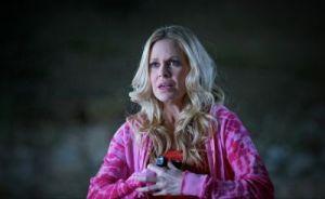Kristin Bauer van Straten stars as vampire Pam in HBO's True Blood Season 7 Episode 8 (entitled 'Almost Home')
