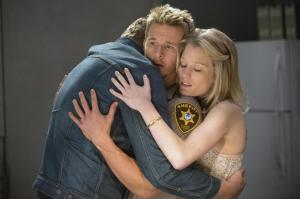 Ryan Kwanten stars as Jason Stackhouse in HBO's True Blood Season 7 Episode 7 (entitled 'May Be the Last Time')