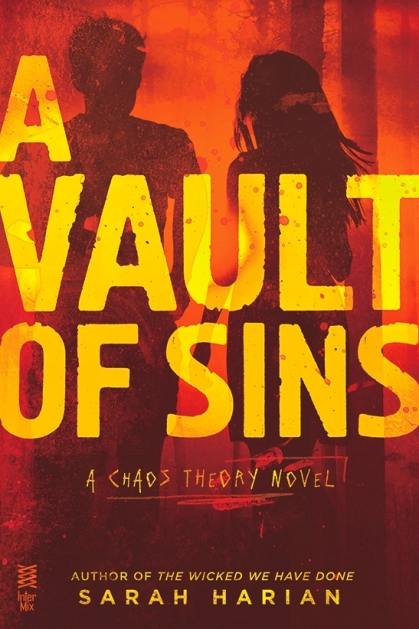 A Vault of Sins by Sarah Harian