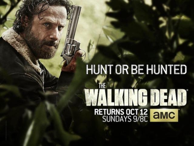 Season 5 promo pic AMCs The Walking Dead