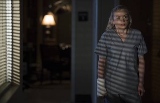 2 Emily Kinney stars as Beth in Episode 4 entitled Slabtown of AMCs The Walking Dead Season 5