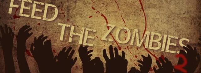 Feed the Zombies 2 banner