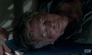 Melissa McBride stars as Carol in Episode 4 entitled Slabtown of AMCs The Walking Dead Season 5