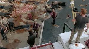 Episode 5 (entitled Self Help) Season 5 of AMC's The Walking Dead 2