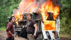 Episode 5 (entitled Self Help) Season 5 of AMC's The Walking Dead