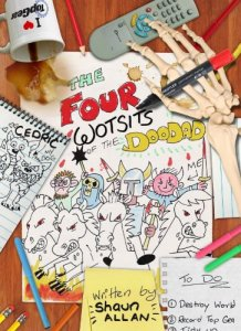 The Four Wotsits of the Doodad by Shaun Allan