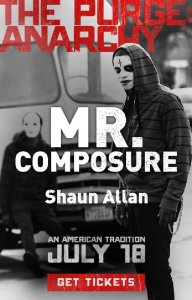 Mr. Composure by Shaun Allan