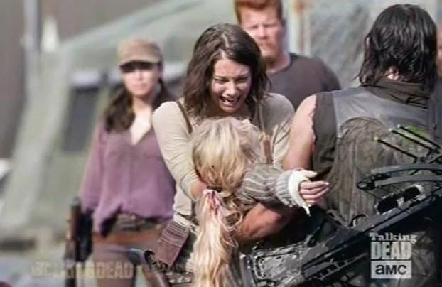 The Walking Dead Season 5 Mid Season Finale Recap