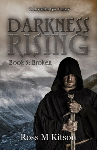 Darkness Rising Book 5 Broken by Ross Kitson