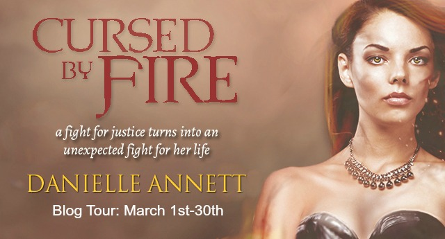 Cursed By Fire Tour Banner