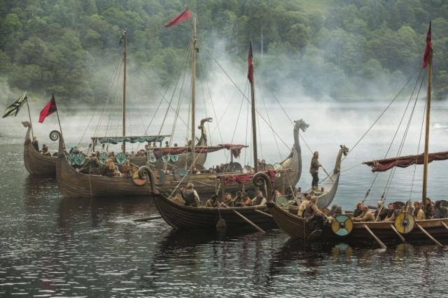 Prepare for battle in Episode 1 (entitled Mercenary) Season 3 of History Channel's Vikings