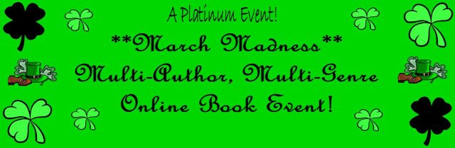 March Madness Multi-Author, Multi-Genre Online Book Event.