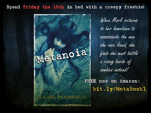 Metanoia Friday the 13th Promo