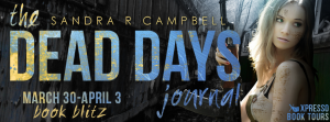 The Dead Days Journal Blitz Banner