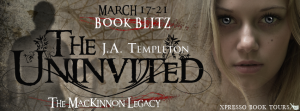 The Uninvited Blitz Banner