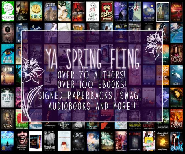 YA Spring Fling Poster