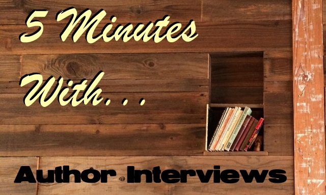 5 Minutes With... Author Interviews