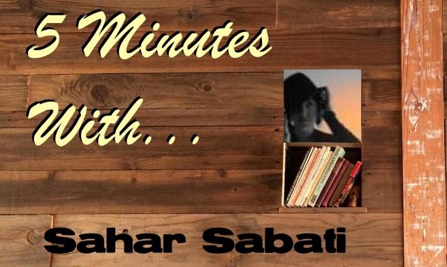 5 Minutes With... Sahar Sabati