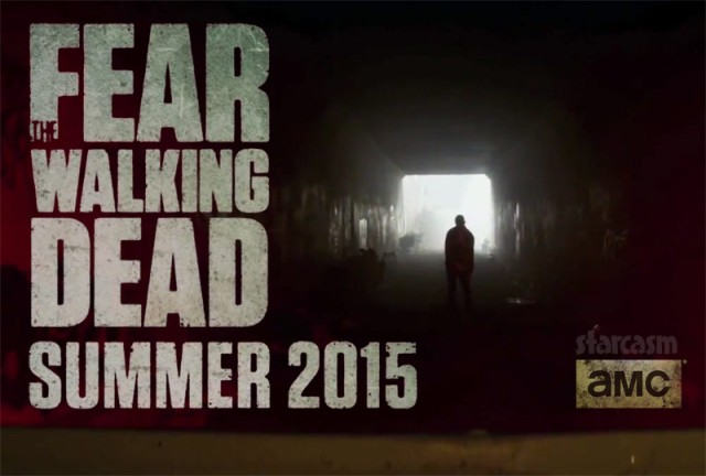 AMC's Fear The Walking Dead promo pic