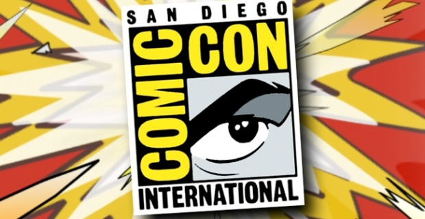San Diego Comic Con logo Screenrant