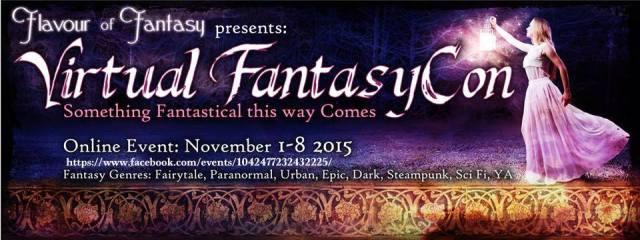 FantasyCon 2015 Banner