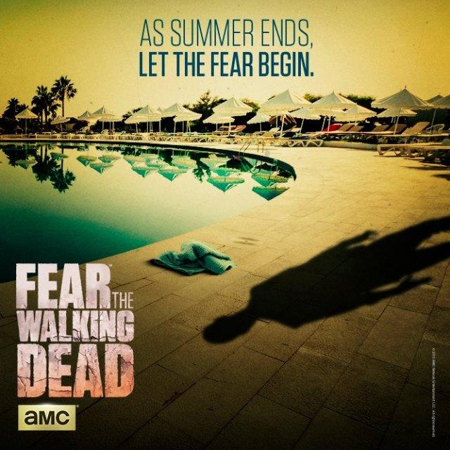 Fear The Walking Dead promo pic pool