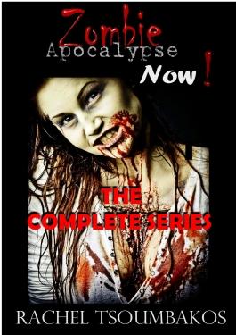 Rachel Tsoumbakos Zombie Apocalypse Now! The Complete Series 375