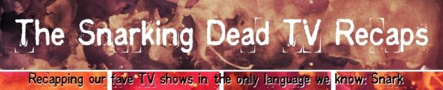 The Snarking Dead long banner