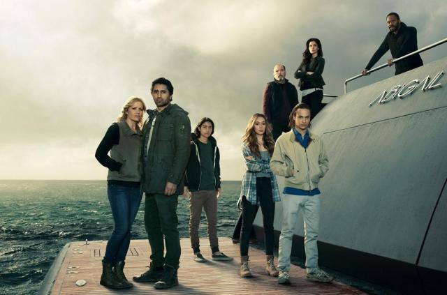 AMC's Fear The Walking Dead Season 2 promo picture