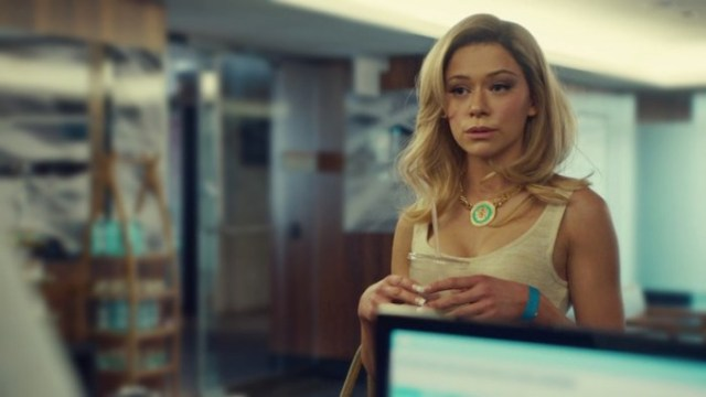 Tatiana Maslany stars as Krystal in Episode 5 of BBC America's Orphan Black Season 4