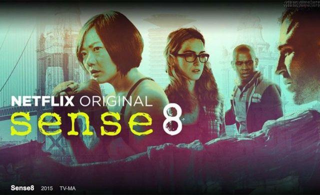 Netflix renews Sense8 for season 2