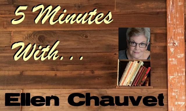 5 Minutes With... Ellen Chauvet