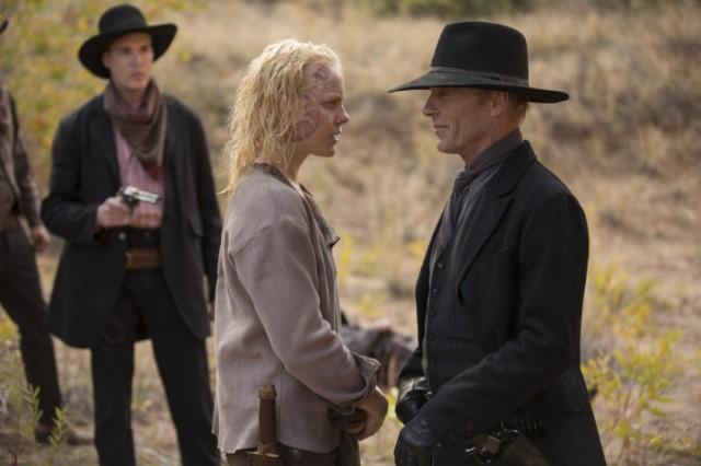 "HBO's 'Westworld,' Season 1, Episode 4, ""Dissonance Theory"